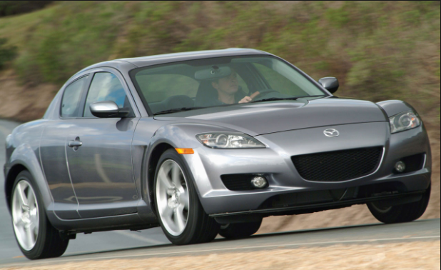 2007 Mazda RX-8 Owners Manual