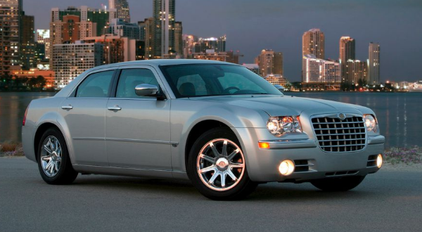 2008 Chrysler 300C Owners Manual