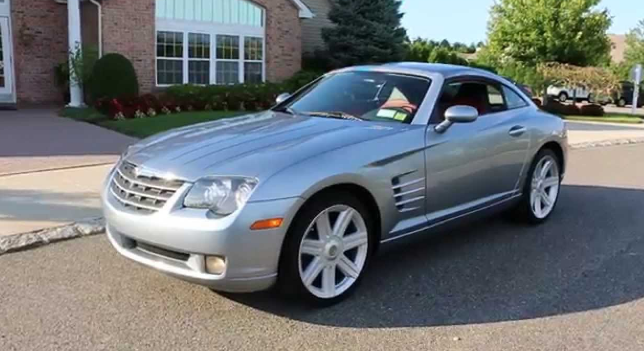 2008 Chrysler Crossfire Owners Manual
