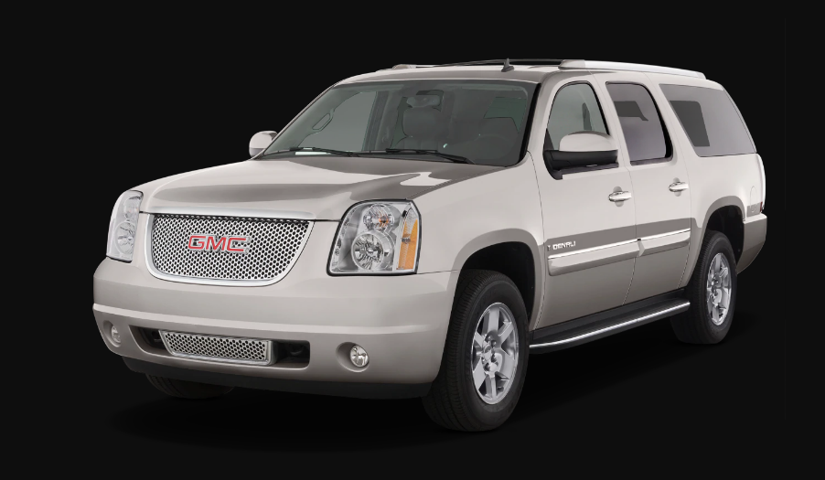 2008 GMC Yukon Owners Manual