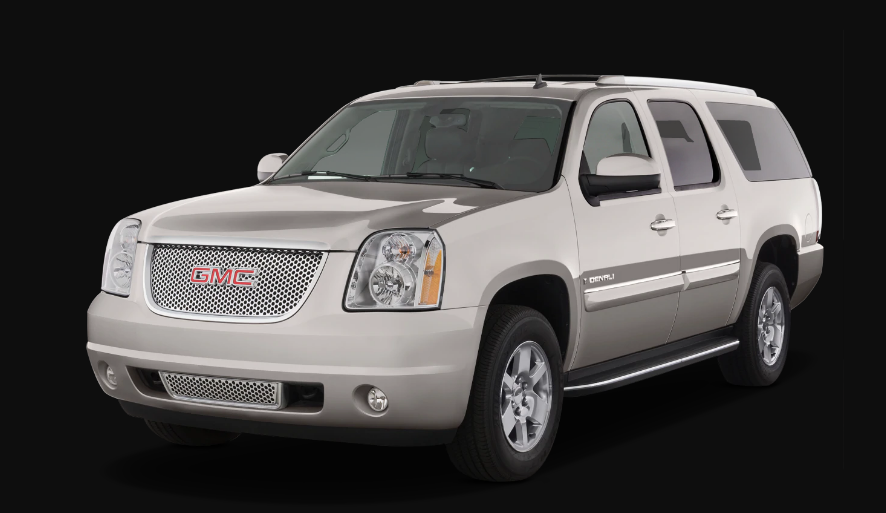 2008 GMC Yukon XL Owners Manual