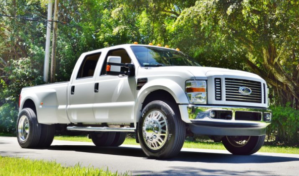 2009 Ford F-450 Owners Manual