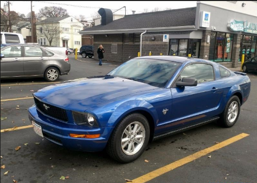 2009 Ford Mustang Onwers Manual