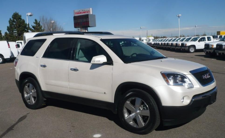 2009 GMC Acadia Owners Manual