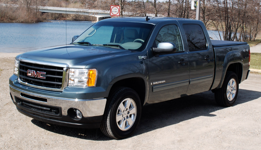 2009 GMC Sierra Owners Manual