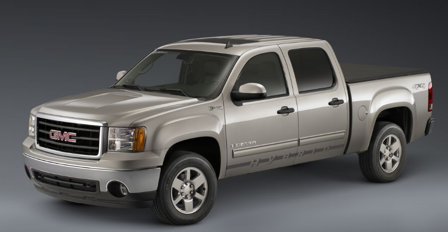 2009 GMC Sierra Hybrid Owners Manual