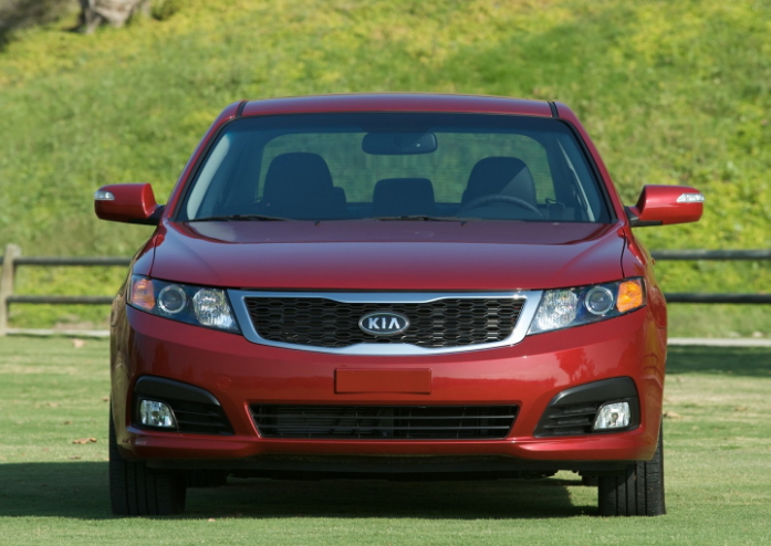 2009 Kia Optima Owners Manual