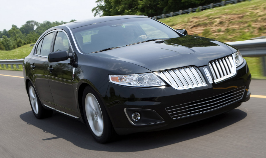 2009 Lincoln MKS Owners Manual