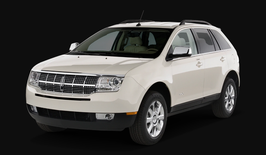 2009 Lincoln MKX Owners Manual