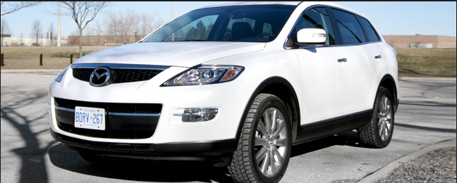 2009 Mazda CX-9 Owners Manual