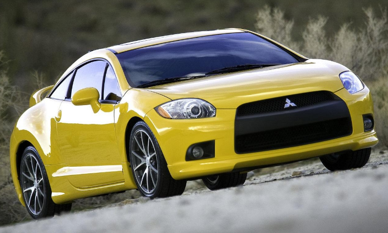 2009 Mitsubishi Eclipse Owners Manual
