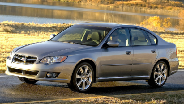 2009 Subaru Legacy Owners Manual