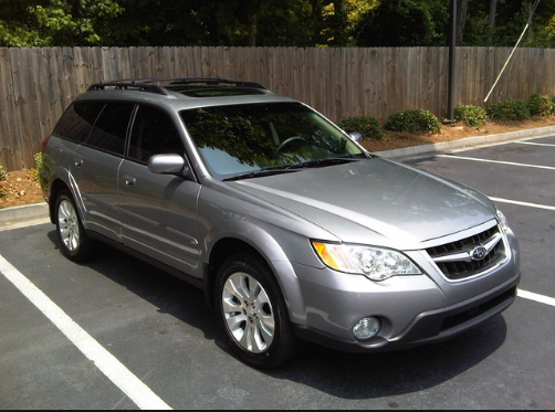 2009 Subaru Outback Owners Manual