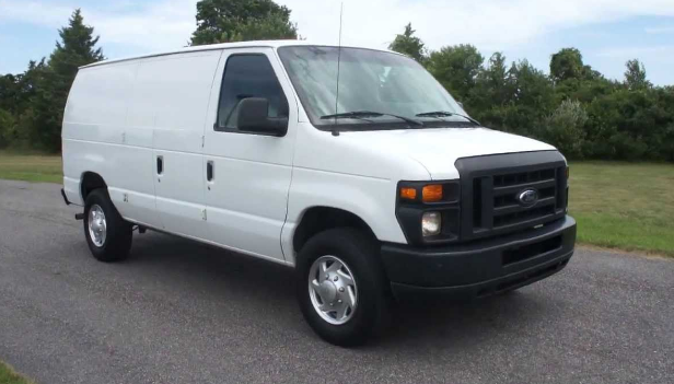 2010 Ford E250 Owners Manual