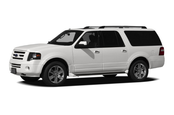 2010 Ford Expedition EL Owners Manual