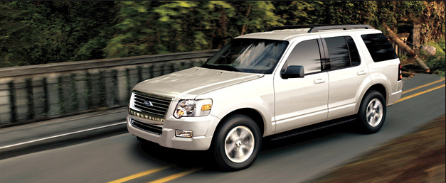 2010 Ford Explorer Owners Manual
