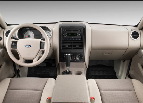2010 Ford Explorer Sport Trac Interior and Redesign