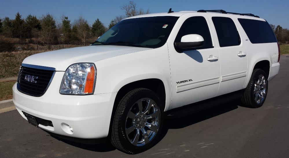 2010 GMC Yukon XL Owners Manual