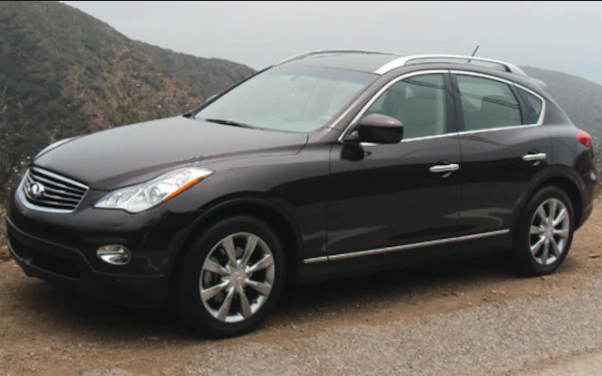 2010 Infiniti EX35 Owners Manual