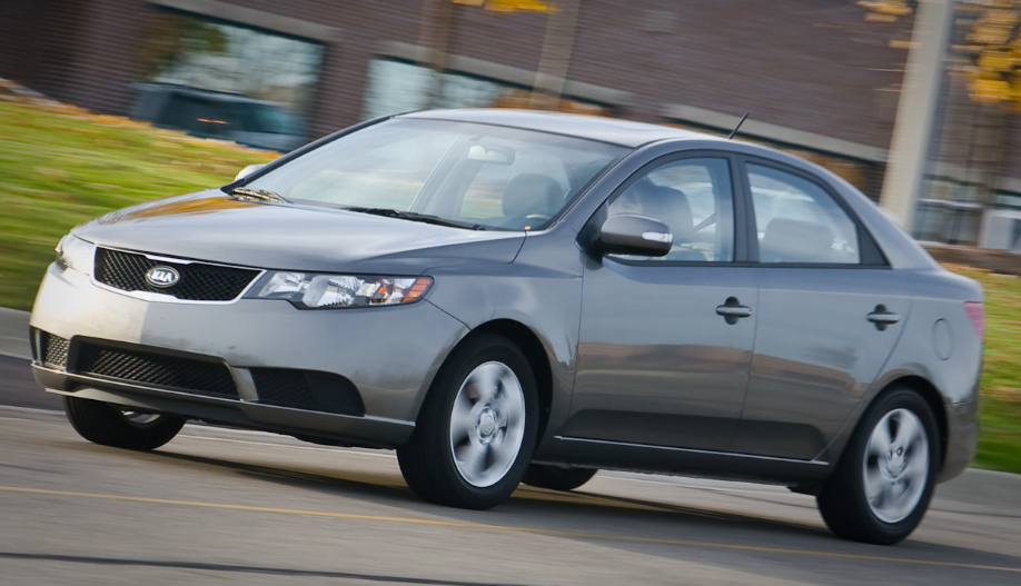2010 Kia Forte Owners Manual