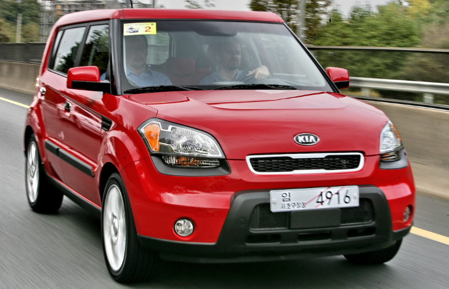 2010 Kia Soul Owners Manual