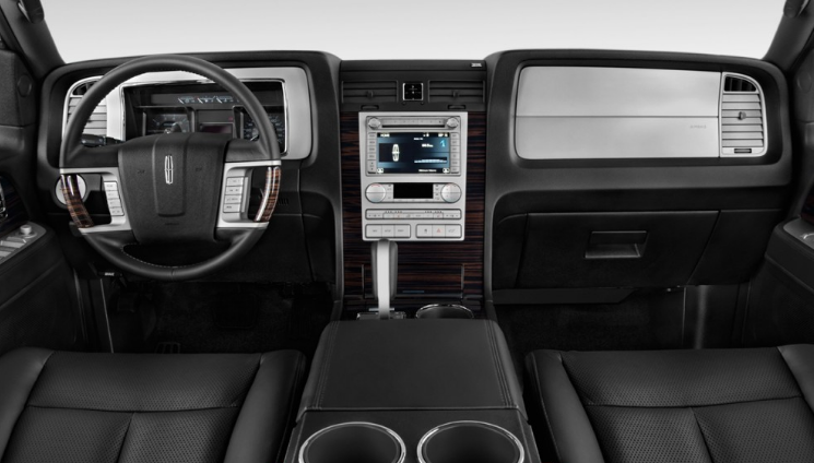 2010 Lincoln Navigator Interior and Redesign