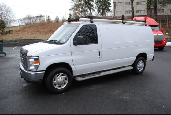 2011 Ford E250 Owners Manual