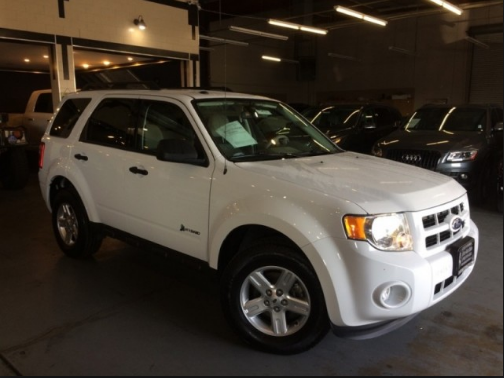 2011 Ford Escape Hybrid Owners Manual