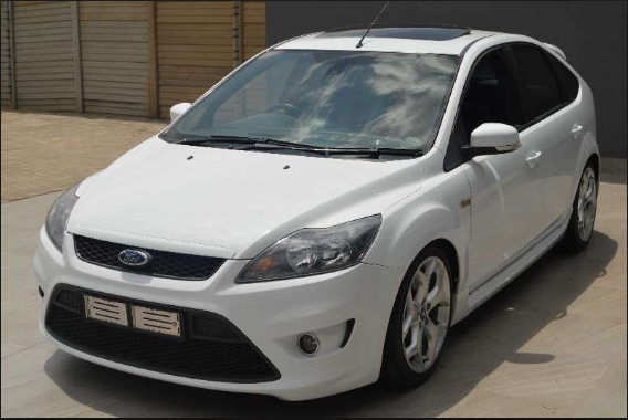2011 Ford Focus Owners Manual