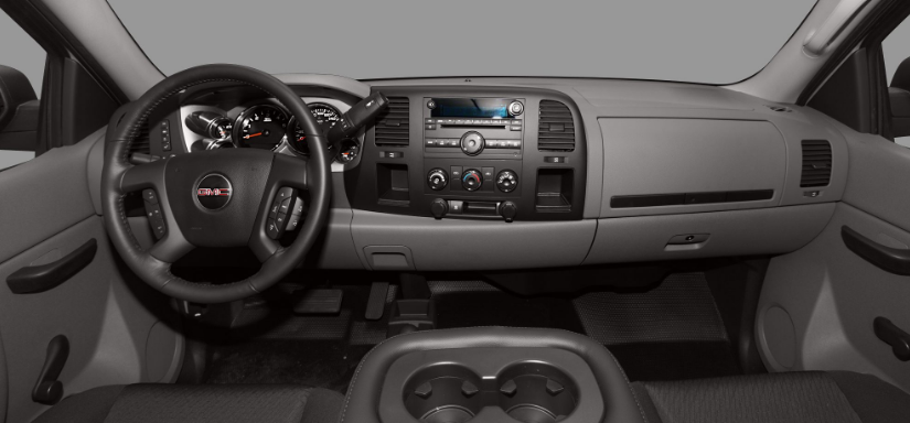 2011 GMC Sierra HD Interior and Redesign
