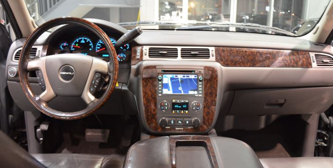 2011 GMC Yukon XL Interior and Redesign