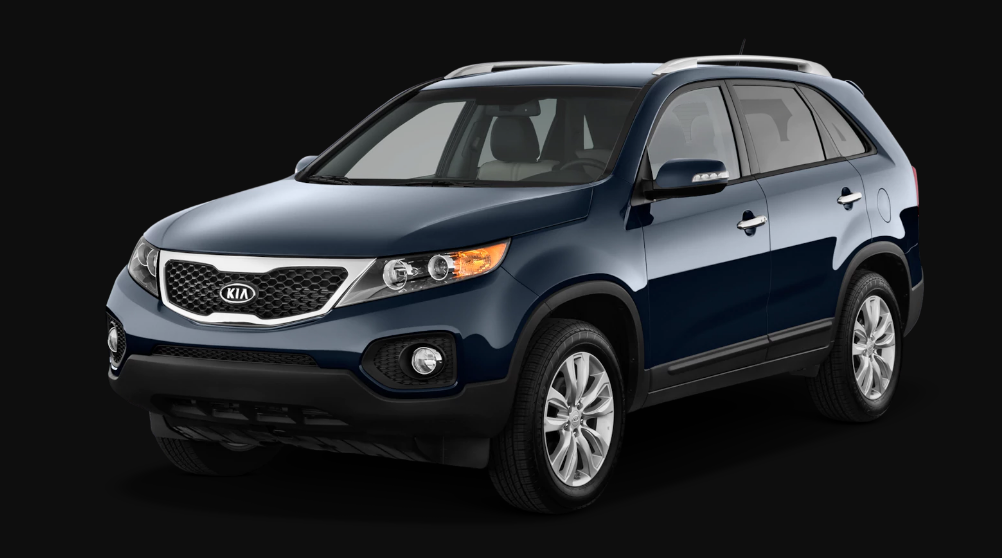2011 Kia Sorento Owners Manual