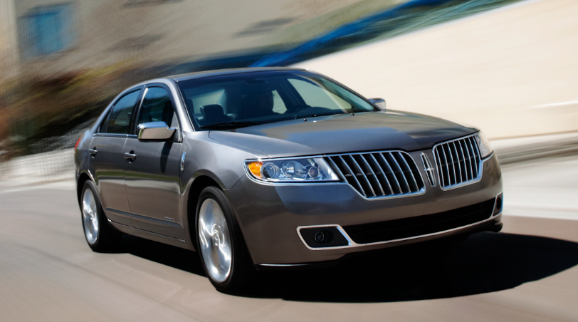 2011 Lincoln MKZ Hybrid Owners Manual
