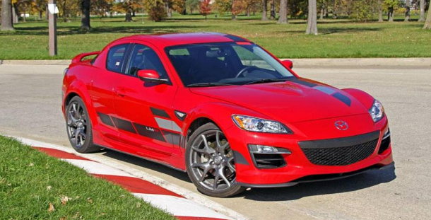 2011 Mazda RX-8 Owners Manual