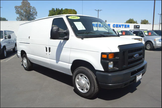 2012 Ford E150 Owners Manual