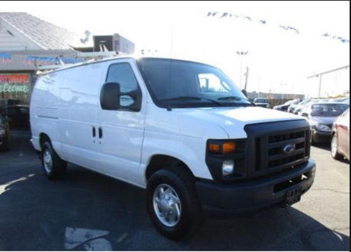 2012 Ford E250 Owners Manual