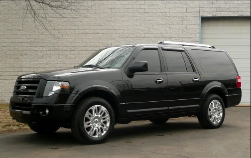2012 Ford Expedition EL Owners Manual