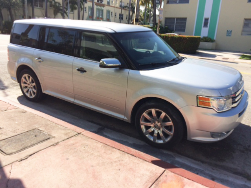 2012 Ford Flex Owners Manual
