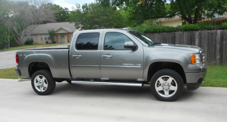 2012 GMC Sierra HD Owners Manual