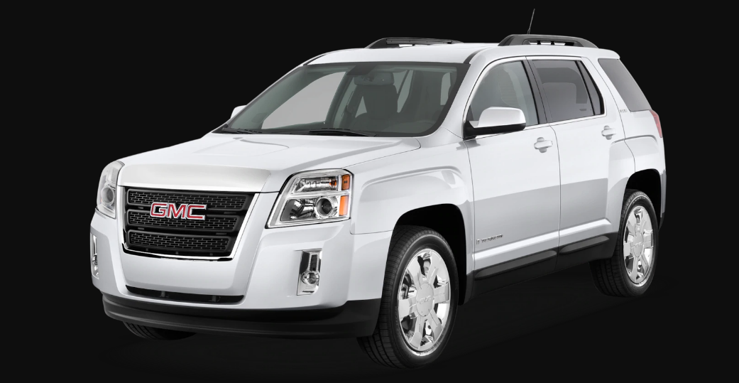 2012 GMC Terrain Owners Manual