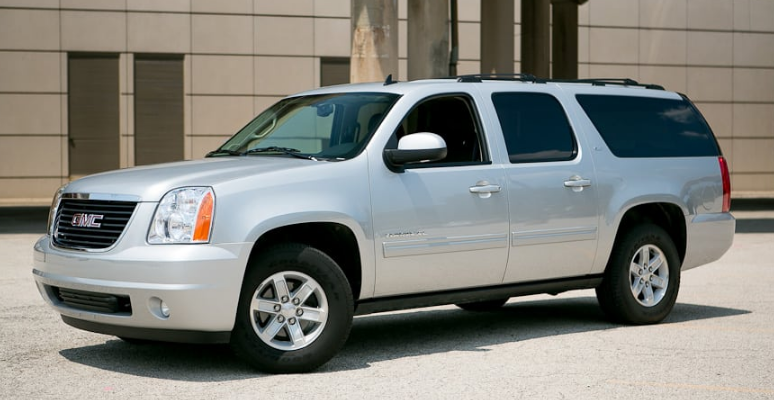 2012 GMC Yukon XL Owners Manual
