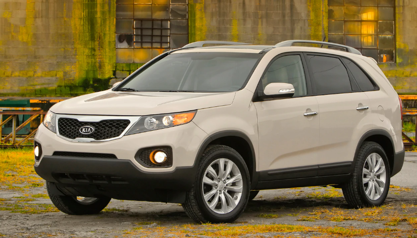 2012 Kia Sorento Owners Manual