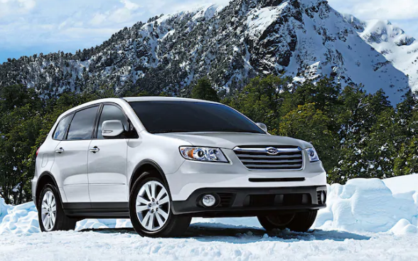 2012 Subaru Tribeca Owners Manual