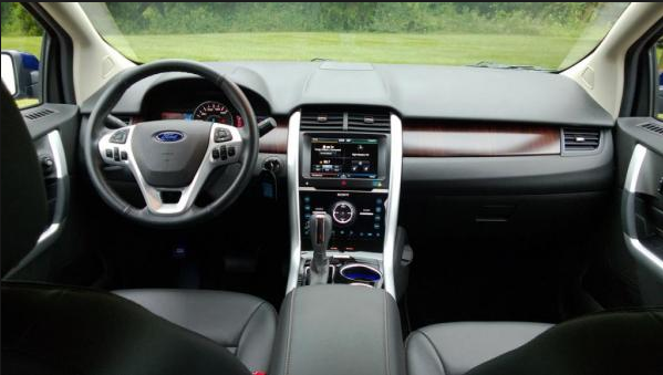 2013 Ford Edge Interior and Redesign