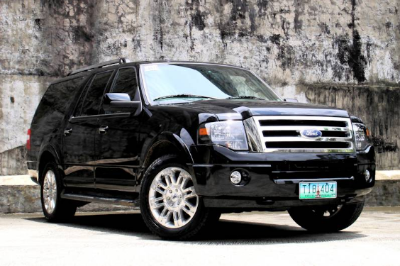 2013 Ford Expedition EL Owners Manual