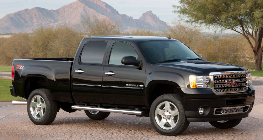 2013 GMC Sierra HD Owners Manual