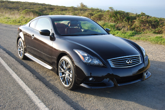 2013 Infiniti IPL G Owners Manual