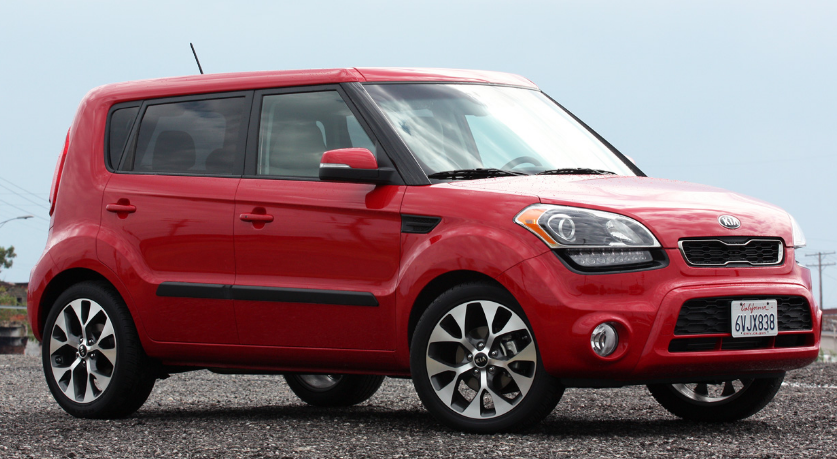2013 Kia Soul Owners Manual