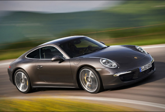 2013 Porsche 911 Owners Manual
