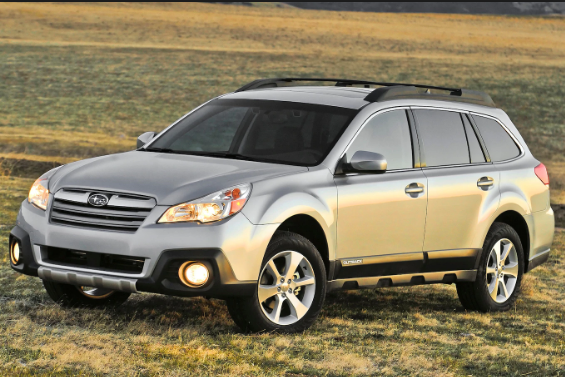 2013 Subaru Outback Owners Manual